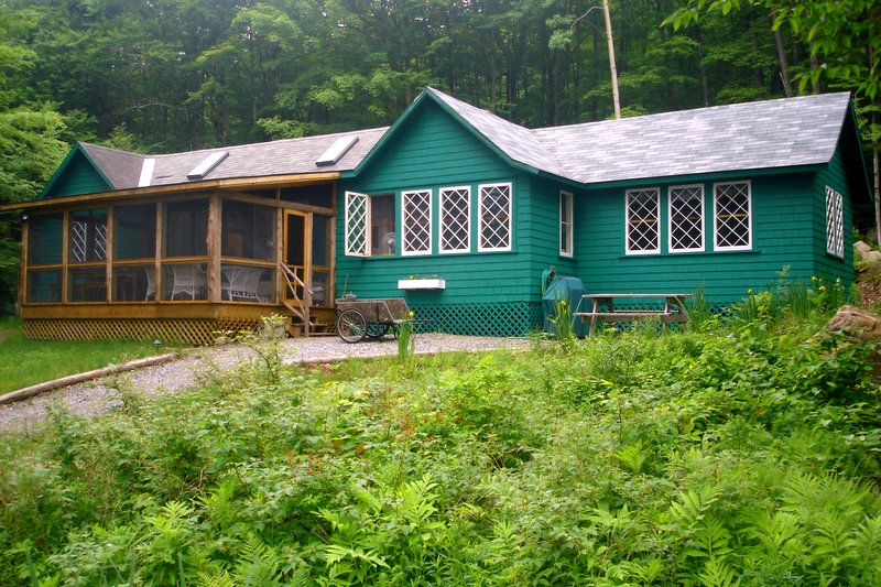 Adirondack Lake Placid New York vacation               waterfront lakefront rental property house home camp